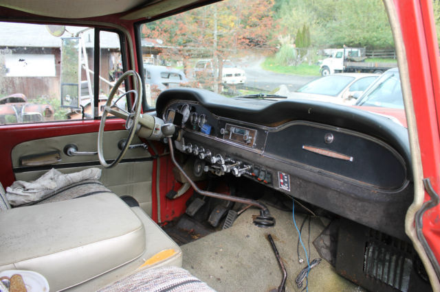 1968 International Harvester 1200 All Wheel Drive Pickup