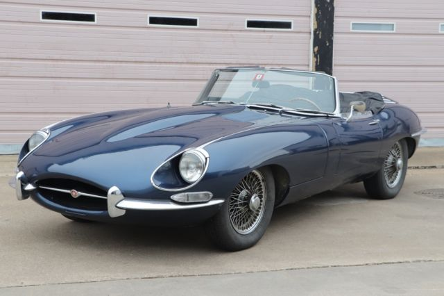 1968 Jaguar E-Type series 1.5 Jaguar XKE E-type
