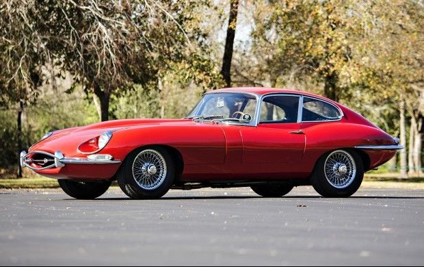 1968 Jaguar E-Type XKE Coupe