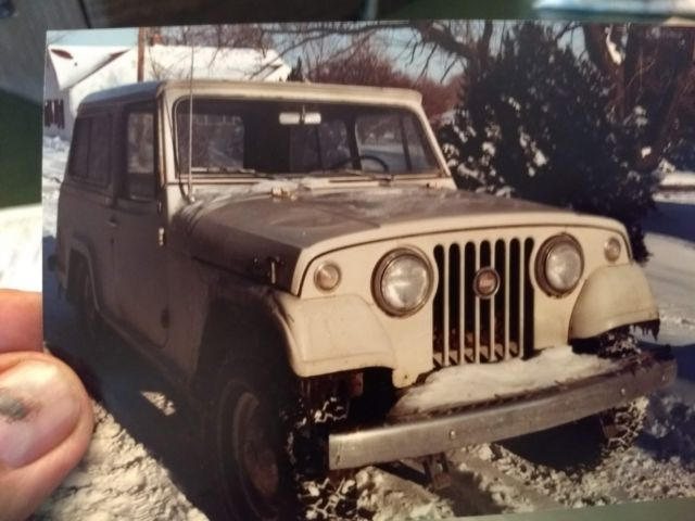 1968 Jeep Commando Jeepster