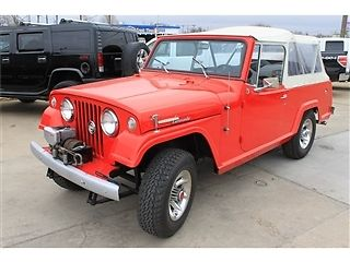 1968 Jeep Commander SUV