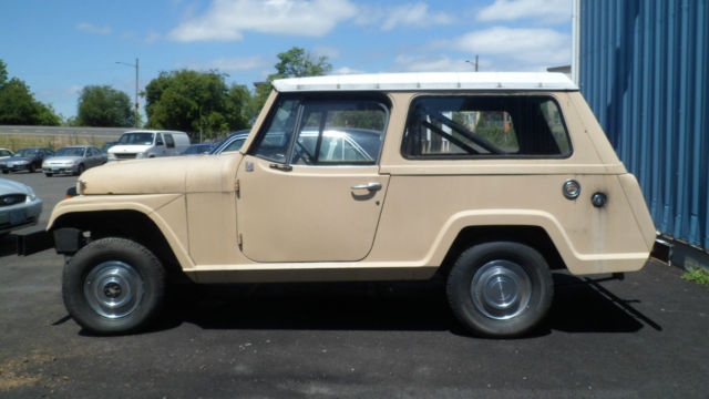 1968 jeepster runs needs wiring work for photos technical 1968 jeepster runs needs wiring work
