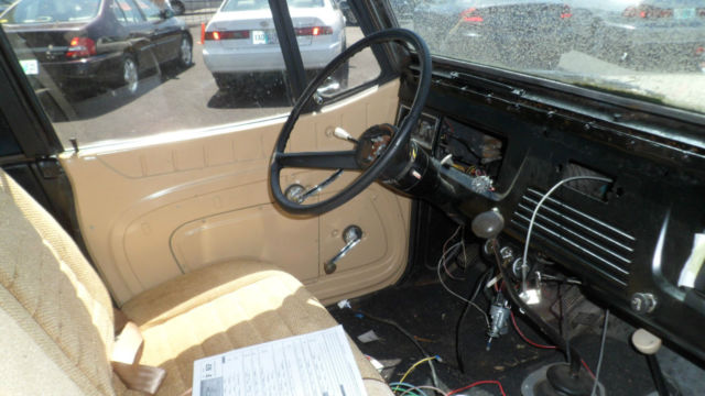 1968 Jeepster Runs Needs Wiring Work for sale photos technical – Jeepster Wiring Diagram
