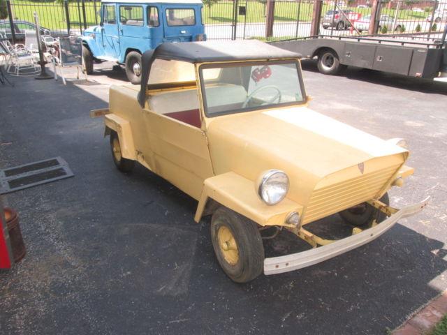 King midget auto for sale seems