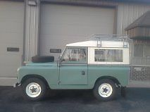 1968 Land Rover 88 SII