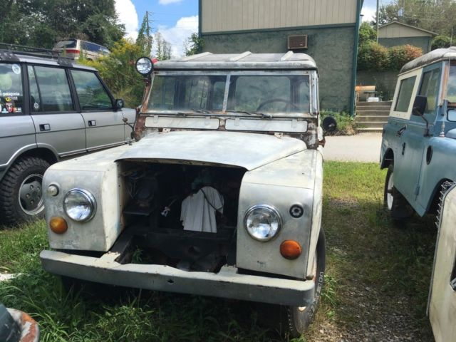 1968 Land Rover Other some