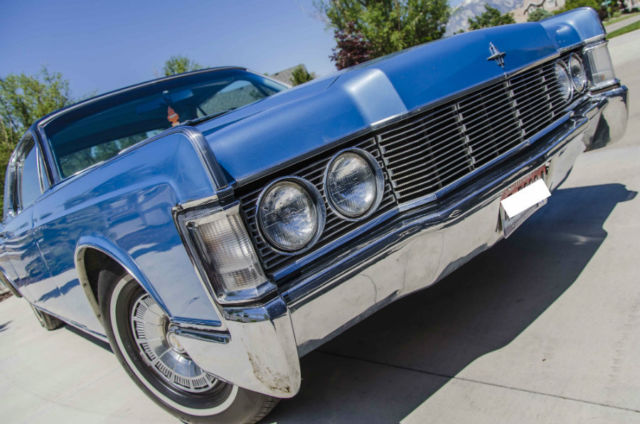 1968 lincoln continental coupe 104k rebuilt engine near. Black Bedroom Furniture Sets. Home Design Ideas