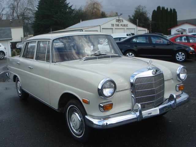 1968 Mercedes-Benz Other 200d