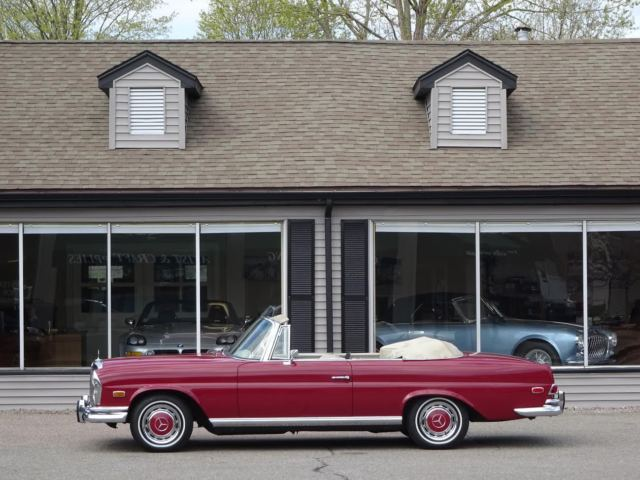 1968 Mercedes-Benz Other 280SE cabriolet