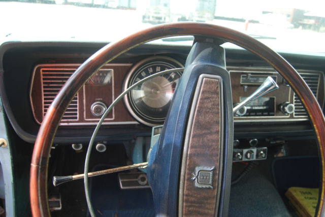 1968 Blue Mercury Other