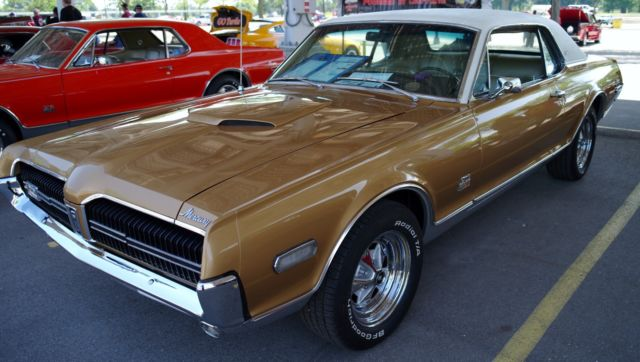 1968 Mercury Cougar GT-E XR7