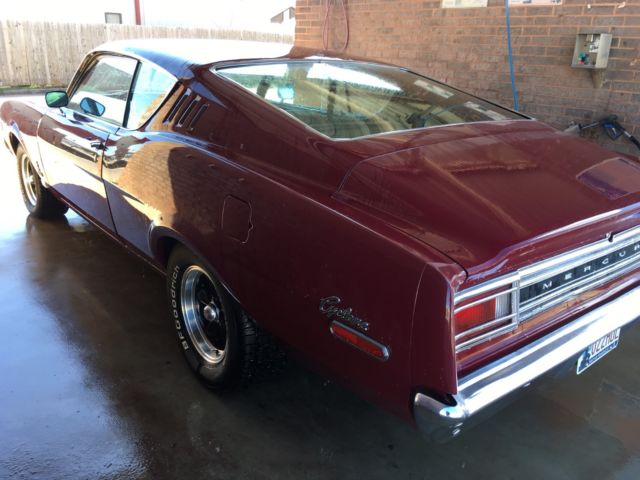 1968 Mercury Cyclone Gt For Sale Photos Technical