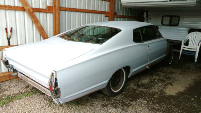1968 Mercury Monterey Base