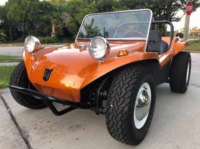 1968 Meyers Manx Dune Buggy Authenticated And Red