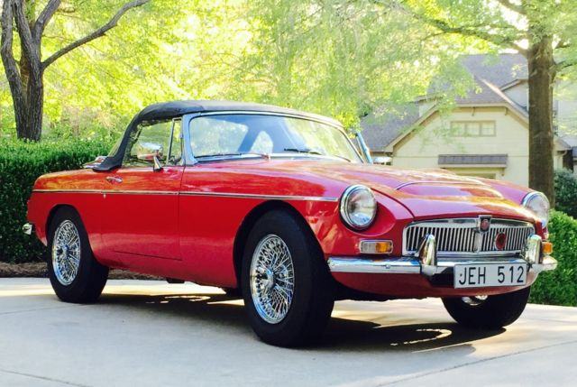 1968 MG Other