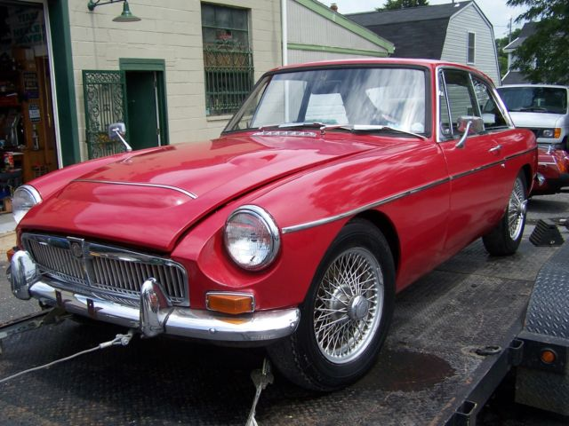1968 MG Other GT