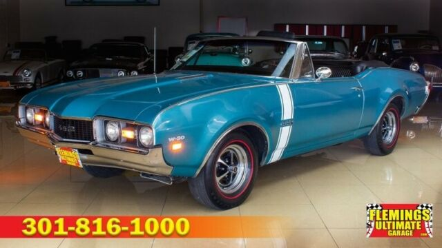 1968 Oldsmobile Cutlass 442 W30