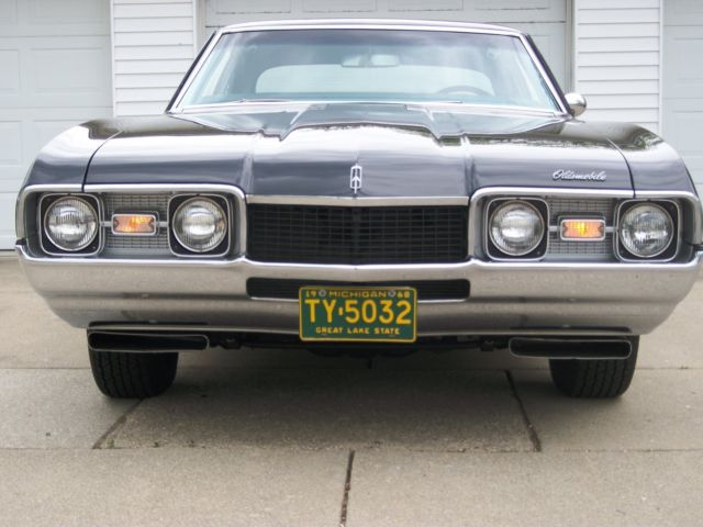 1968 Oldsmobile Other W31