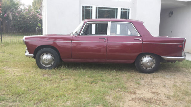1968 Peugeot Other