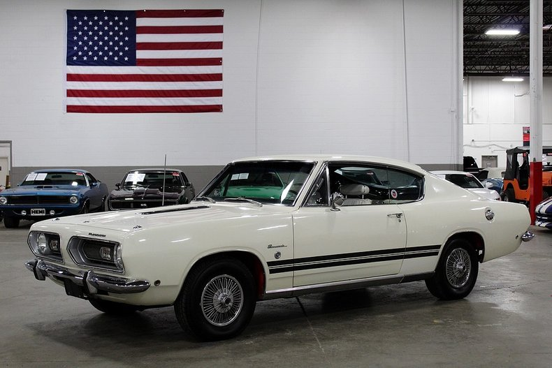 1968 Plymouth Barracuda --