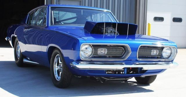 1968 Plymouth Barracuda CUDA