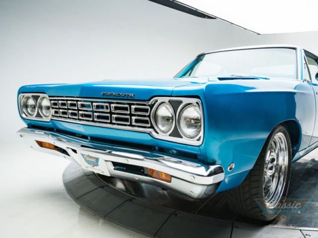 1968 Plymouth Road Runner Numbers Matching Resto-Mod