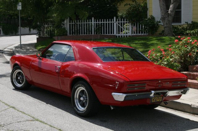 1968 Pontiac Firebird 400 Restomod Pro Touring for sale photos
