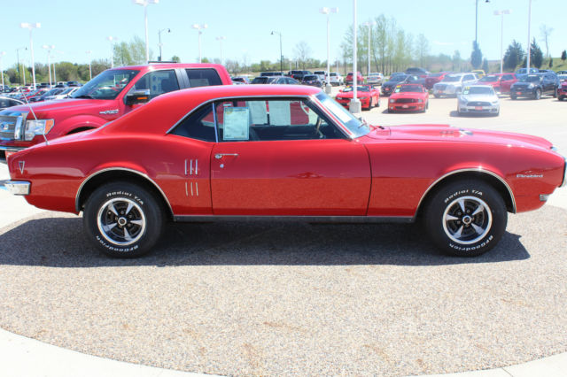 1968 Pontiac Firebird 400 W Series