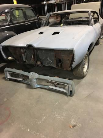 1968 pontiac gto body 66l project car for sale photos technical 1968 pontiac gto body 66l project car sciox Image collections