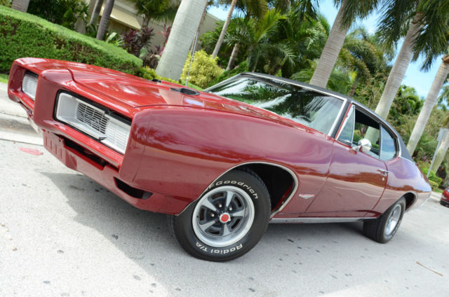 1968 Pontiac GTO MUSCLE CAR! SEE VIDEO