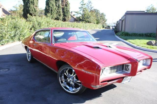1968 Pontiac Gto Tribute car Tempest Custom for sale photos