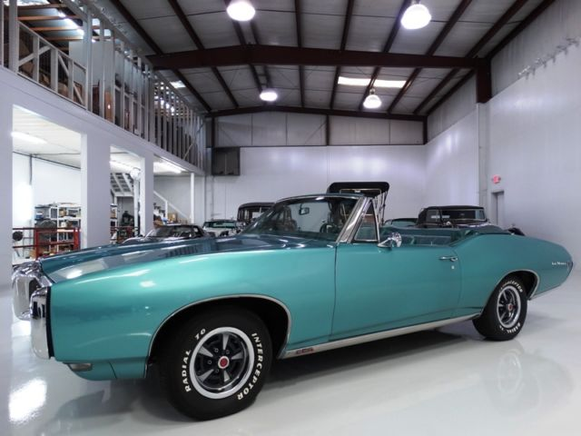 1968 Pontiac Le Mans MATCHING NUMBERS 350 V8 ENGINE!