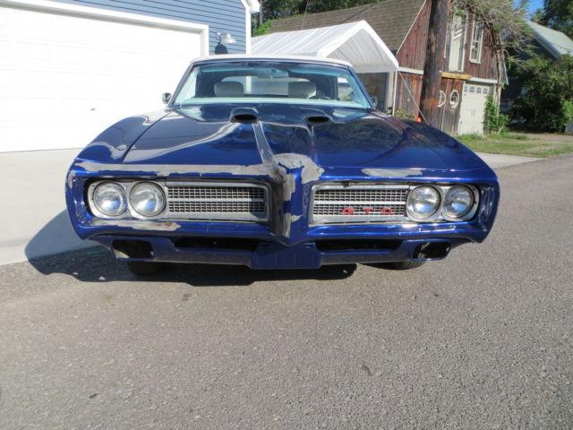 1968 Pontiac Tempest Custom Converible GTO Tribute for sale
