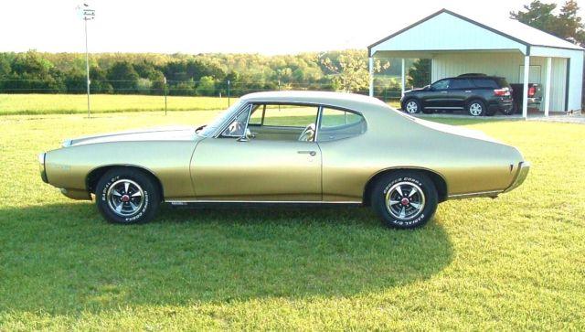 1968 Pontiac Tempest Custom OHC6  Very Rare Car for sale photos