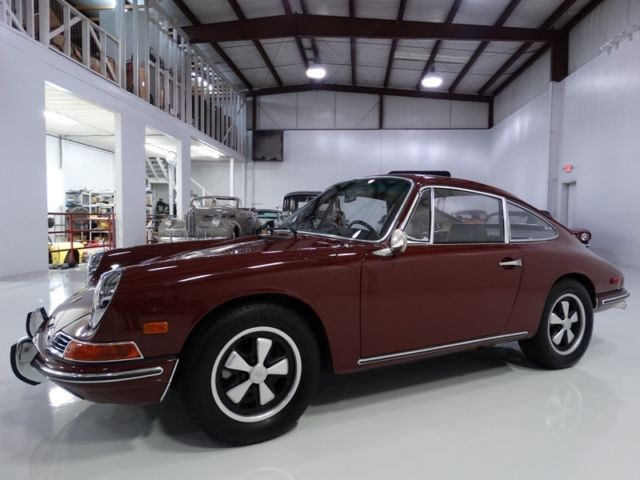 1968 Porsche 911 Coupe, MATCHING #'S ENGINE!