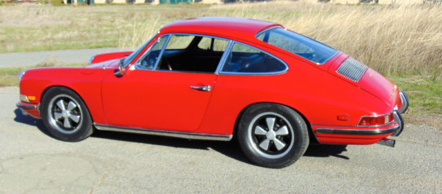 1968 Porsche 911 911S upgraded