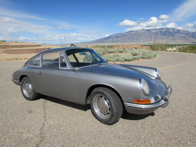1968 porsche 912 coupe beautiful car silver with black interior for sale photos technical. Black Bedroom Furniture Sets. Home Design Ideas