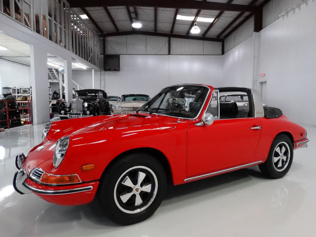 1968 Porsche 912 1 OF ONLY 66 PRODUCED IN 1968! MATCHING #S ENGINE!
