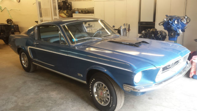 1968 r code mustang 68 5 428 cobra jet 4 speed for sale photos technical specifications. Black Bedroom Furniture Sets. Home Design Ideas