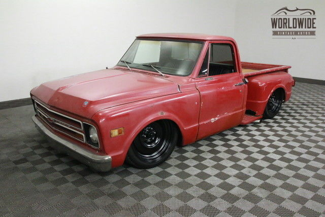 1968 Chevrolet C10 22'S V8 AUTO AIR RIDE VINTAGE AC!