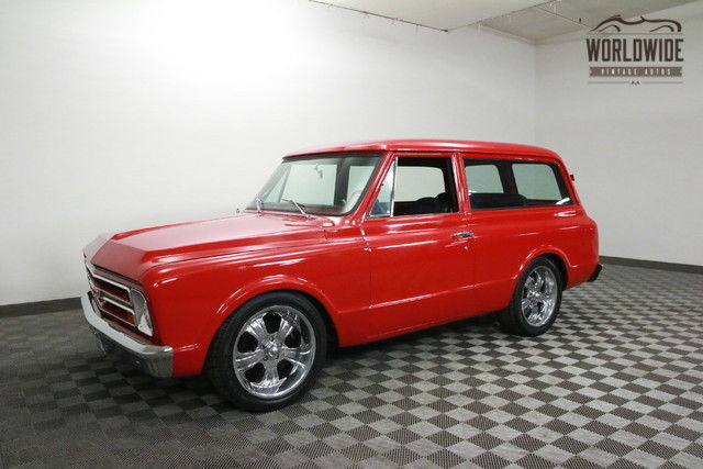 1968 Chevrolet Blazer OVER THE TOP $60K BUILD CUSTOM HOT ROD!