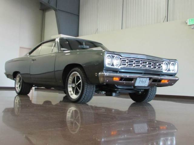 1968 Plymouth Road Runner 542 BIG BLOCK 4 SPEED