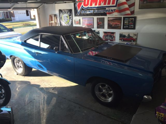 1968 Plymouth Road Runner RM21