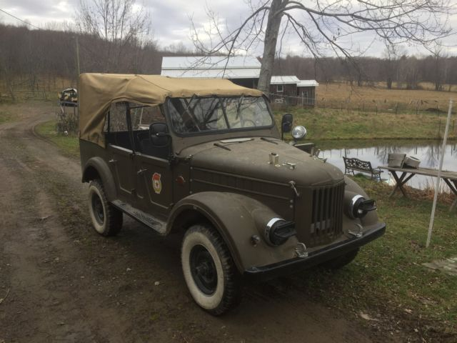 1968 Jeep Other Gaz 69A