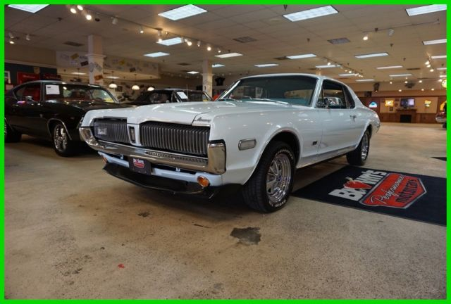 1968 Mercury Cougar S CODE BIG BLOCK GT
