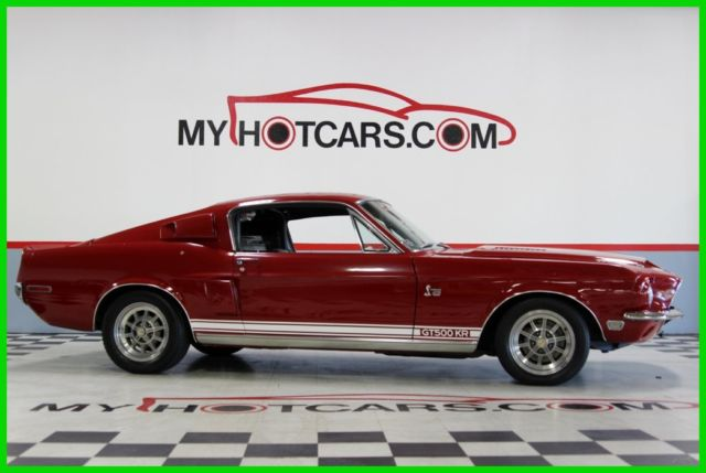 1968 Shelby GT 500 KR 1968 Shelby Mustang GT 500 KR Fastback