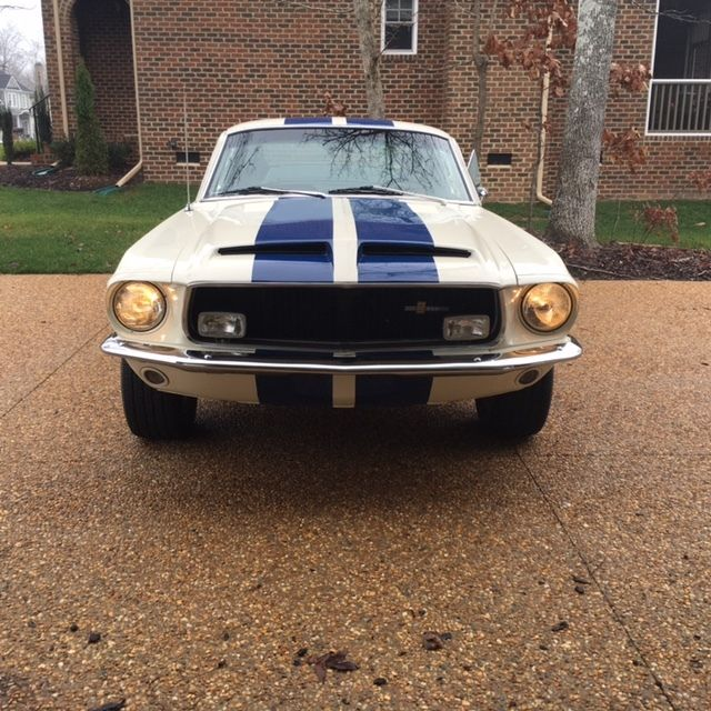 1968 Ford Mustang Shelby