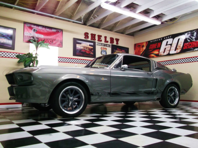 1968 Ford Mustang 1967 Shelby GT500 Eleanor