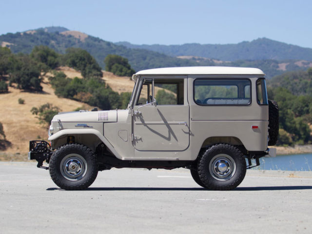 1968 Toyota Fj40 Land Cruiser For Sale Photos Technical