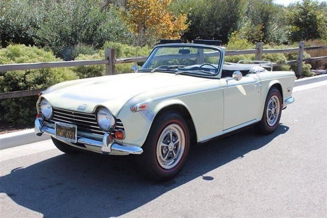 1968 Triumph Other